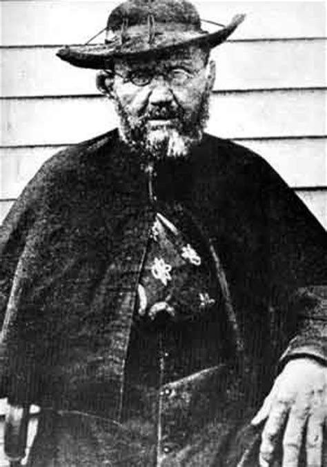 IDLE SPECULATIONS: Blessed Damien of Molokai and Blessed
