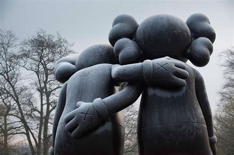 The Supersized Sculptures of KAWS | AnOther
