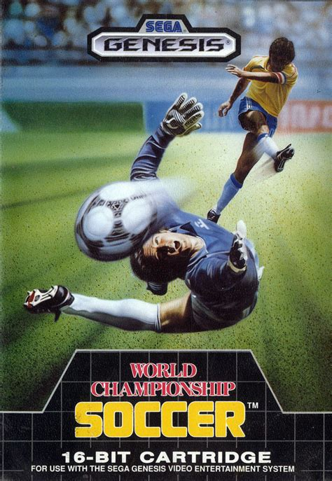 World Championship Soccer for Amiga (1991) - MobyGames