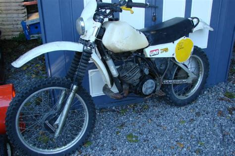 1981 YAMAHA IT 175 Motorcycle for sale on 2040-motos