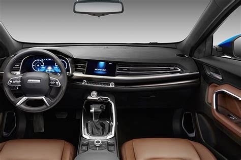 2019 Haval H6 Fashionable Price in UAE, Specs & Review in