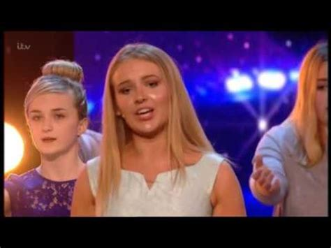 BGT 2017 AUDITIONS - ANGELICUS CELTIS - YouTube
