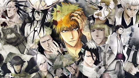 Top 100 Strongest Bleach Characters-OUTDATED - YouTube