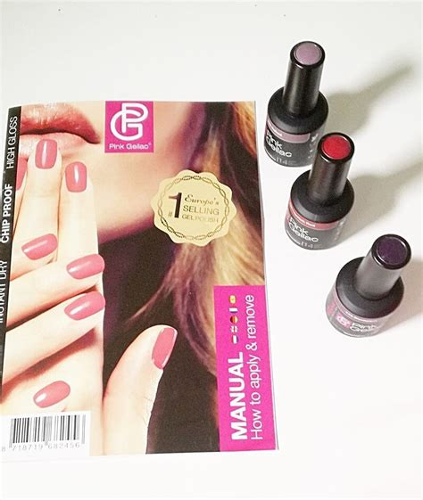 Pink Gellac Led Starter Set- Review | BeautyByBabs