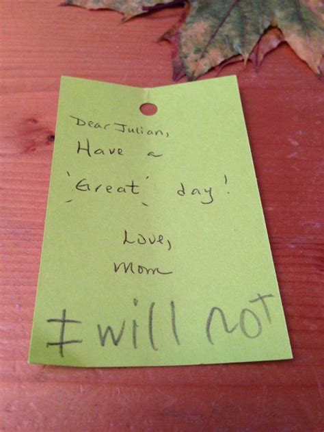 36 of the Meanest Notes from Kids