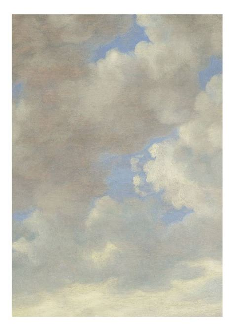 Wall Mural Golden Age Clouds, 194