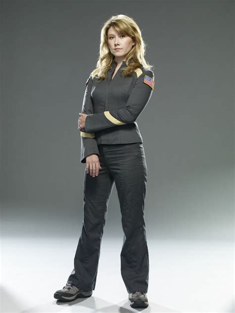 Jewel Staite as Dr