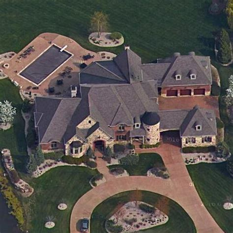 Michael Andretti's House in Fishers, IN (Google Maps) (#2)