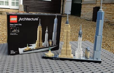 Review: LEGO Architecture New York City   Product Reviews