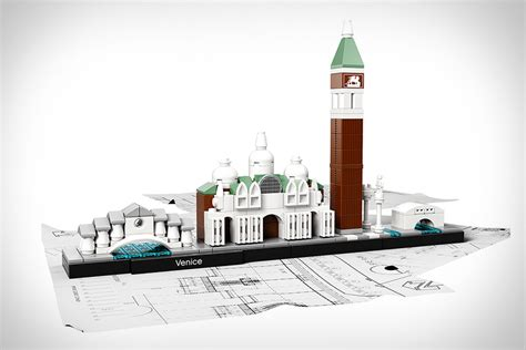 Build the world's most iconic skylines with Lego   Design