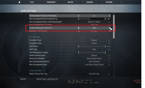 CS: GO mouse and video settings | Increasing your CS GO