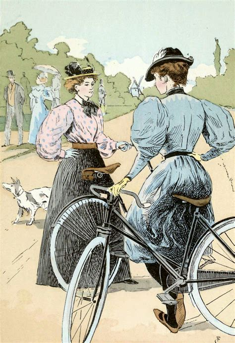 File:Bicycling; The Ladies of the Wheel, 1896