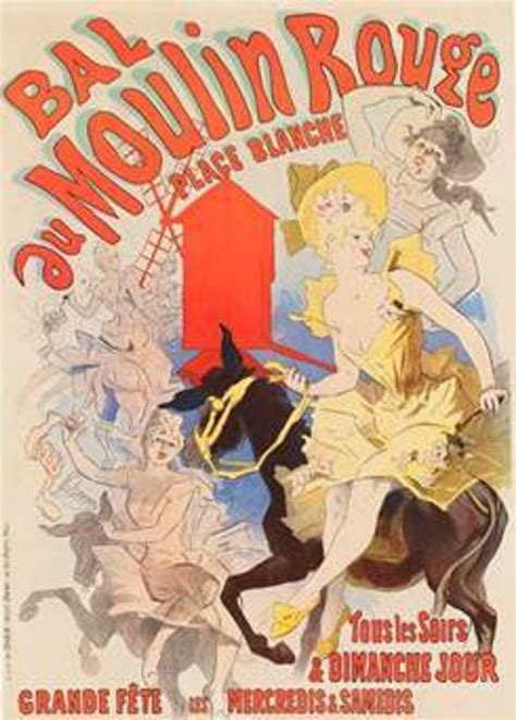 """""""Posters of Paris: Toulouse-Lautrec and His Contemporaries"""