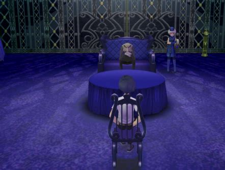 Have you Heard of the Mysterious Blue Sofa in Persona 5