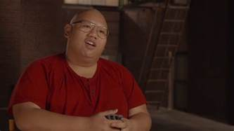 """Spider-Man Homecoming """"Ned Leeds"""" On Set Interview - Jacob"""