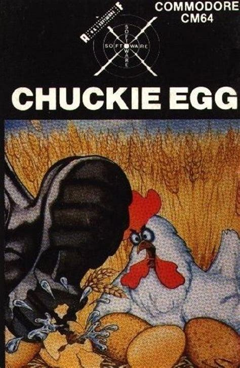 Chuckie Egg for Commodore 64 (1984) - MobyGames