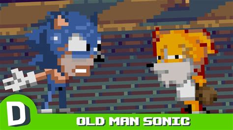 Tails Has a Horrible Secret (Old Man Sonic Part 2) - YouTube