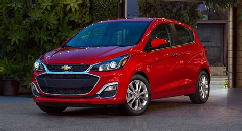 2019 Chevrolet Spark Is Here Too With Modest Revisions