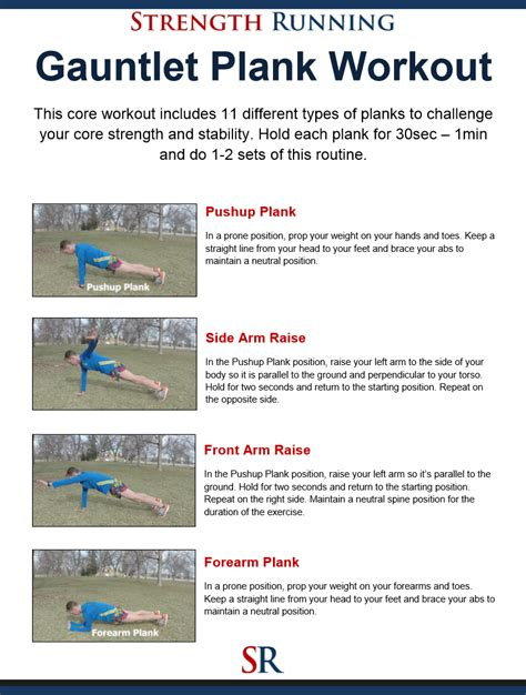 Level Up Your Plank Workout: 11 New Planks That Build Core