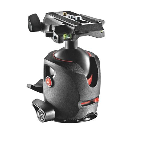 Manfrotto MH057M0-Q5 tripod ball head with 501PL