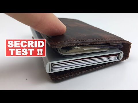 Cascade Wallet - Tobacco - Tobacco Horween® Leather