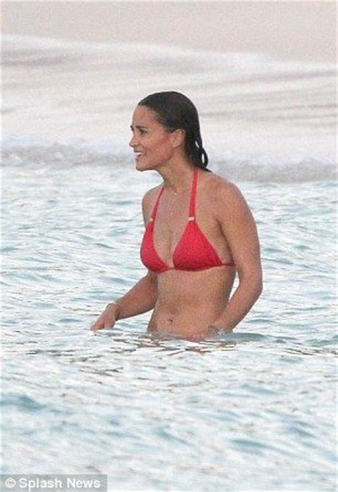 Pippa Middleton in a Bikini (25 Photos) | #TheFappening