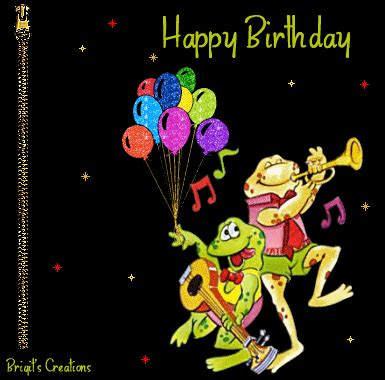 Happy Birthday: Animated Images, Gifs, Pictures