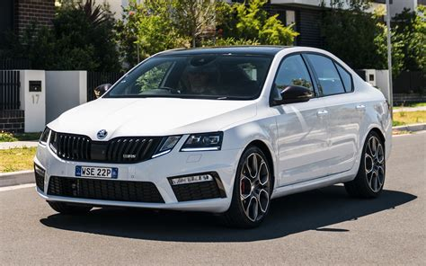 2017 Skoda Octavia RS 245 (AU) - Wallpapers and HD Images