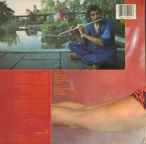 DAVE VALENTIN:LAND OF THE THIRD EYE 1980 LP   Luther