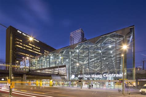 Gallery of The Hague Central Station / Benthem Crouwel