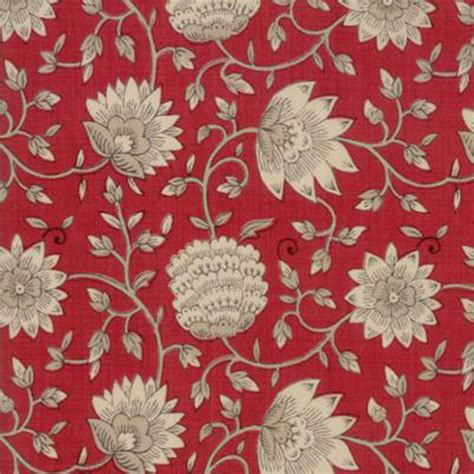 La Vie en Rouge Rouge by French General for Moda 13822 15