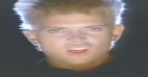 """Billy Idol, """"Eyes Without a Face""""   100 Best Singles of"""