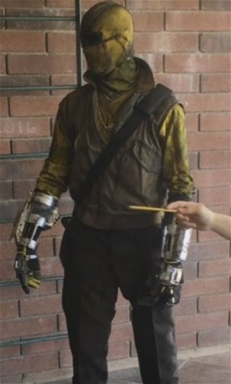 First Look At Bokeem Woodbine As The Shocker On The Set Of