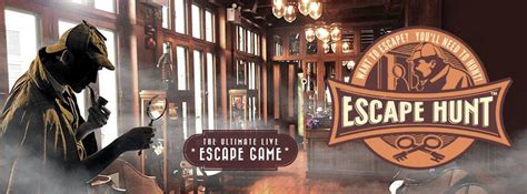 Sixty Minutes of Sherlock Holmes Style Fun: The Escape