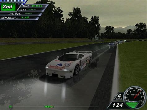 Sports Car GT Download (1999 Simulation Game)