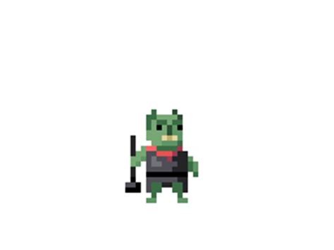 Animated Goblins   OpenGameArt